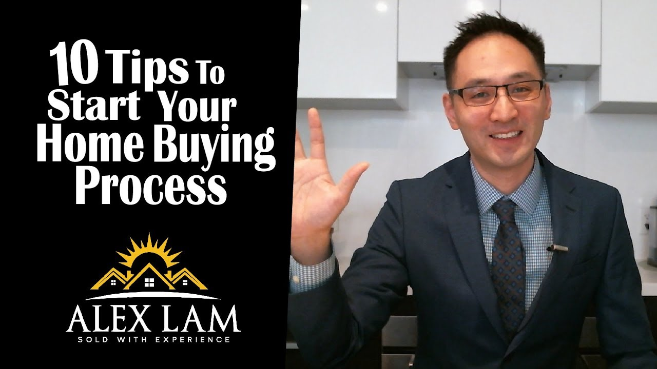 10 Tips For a Stress-Free Home Buying Process
