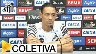 Confira como foi a coletiva de imprensa do centroavante Ricardo Oliveira Inscreva-se na Santos TV e fique por dentro de todas as novidades do Santos e de ...