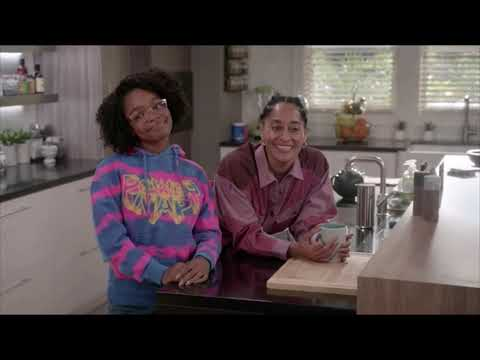 Blackish s6 e12 (Dre gets along with Junior)