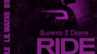 Birdman & Juvenile - Ride Dat Feat. Lil Wayne (Slowed 2 Death) By DJ The ScrewMan