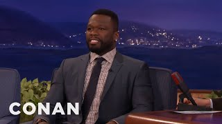 Video Curtis '50 Cent' Jackson Got Arrested For Swearing In St. Kitts  - CONAN on TBS MP3, 3GP, MP4, WEBM, AVI, FLV Januari 2018