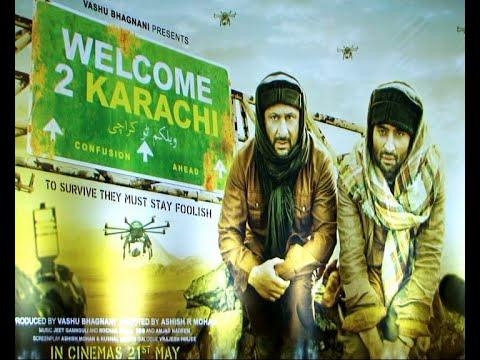 Trailer Launch Of Film Welcome 2 Karachi