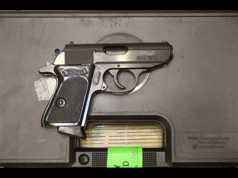 Walther PPK .380 ACP 9x17mm Kurz Intro