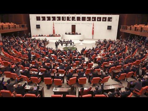 Τουρκία: Πράσινο φως για ανάπτυξη δυνάμεων στη Λιβύη