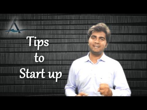 Tips For Small Business Start-Ups - Hindi - Ashish Sharma
