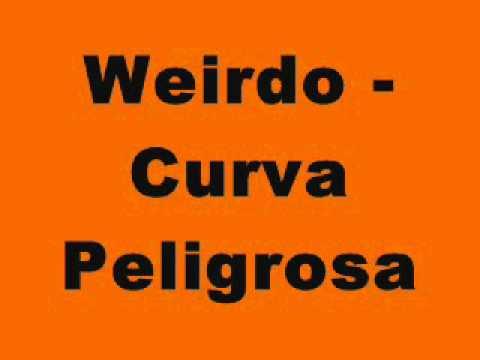Weirdo - Curva Peligrosa (Tinrib Records)