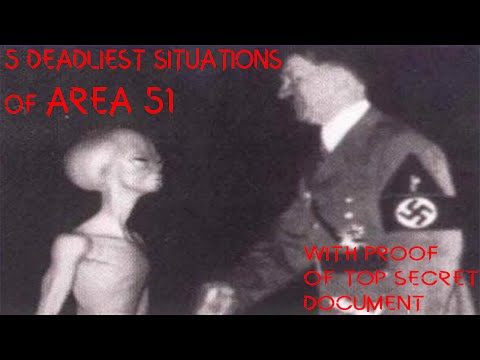 Unknown Facts About Area 51