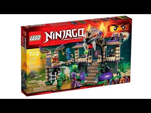 LEGO - Orange ninja?! Titanium ninja?! It's time for the LEGO Ninjago 2015 sets pictures! The sets are... 70745 Anacondrai Crusher 70746 Anacondrai Copter Attack 70747 Cole's Boulder Blaster 70748...