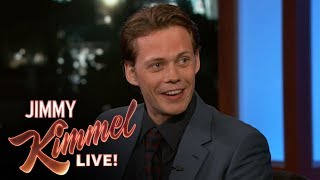 Video Bill Skarsgård on Playing Pennywise the Clown MP3, 3GP, MP4, WEBM, AVI, FLV Oktober 2018