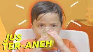 Video BABY QAHTAN MINUM JUS TERANEH SAMPAI MUNTAH MP3, 3GP, MP4, WEBM, AVI, FLV Mei 2019