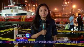 Video Kantong Jenazah Berisikan Potongan Tubuh Korban Lion Air JT 610 Tiba Di Posko Pencarian   NET5 MP3, 3GP, MP4, WEBM, AVI, FLV November 2018