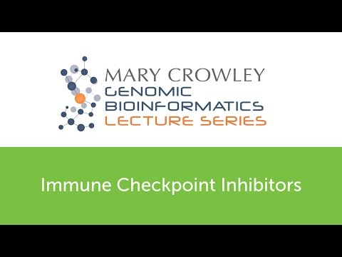 Video Bioinformatics Lecture Series - Immune Checkpoint Inhibitors download in MP3, 3GP, MP4, WEBM, AVI, FLV January 2017