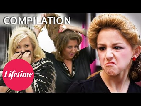 """What's With the Hair?!"" ALDC'S WILDEST HAIR MOMENTS - Dance Moms (Flashback Compilation) 