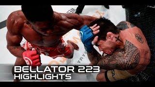 Bellator 223 Fight Highlights: Paul Daley Wins Slugfest by MMA Weekly