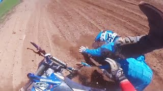 Scary & Funny Dirtbike/ATV Crashes & Fails 2017