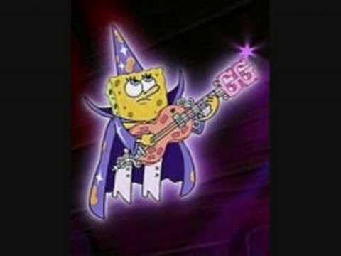 Canzone goofy goober nel film di spongebob