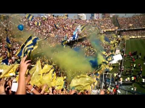 Video - Recibimiento Rosario Central vs Noboy 2015 - Los Guerreros - Rosario Central - Argentina