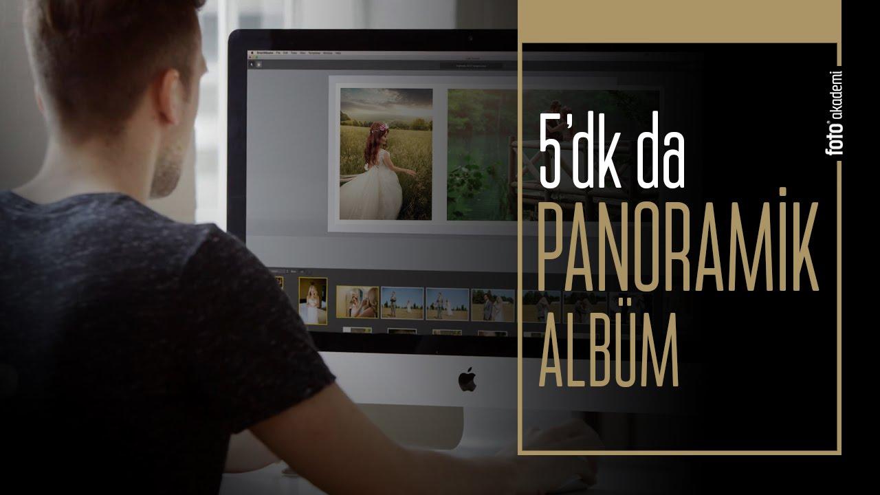 Panoramik Albüm Yapma Programı (Pixellu SmartAlbums 2)