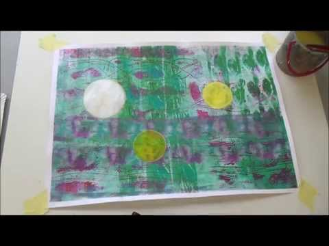 Acrylmalerei   Tipps und Tricks   Leuchtende Farben