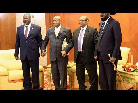 Khartum: Friedensabkommen für Südsudan unterzeichnet