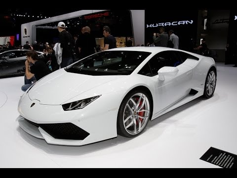 replacement - The new £190000 Lamborghini Huracan, the replacement for the biggest-selling Lamborghini of all time, has broken new technological ground thanks to a new ty...
