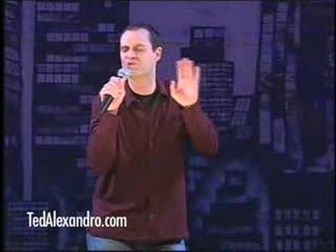 Ted Alexandro - As Much As You Want