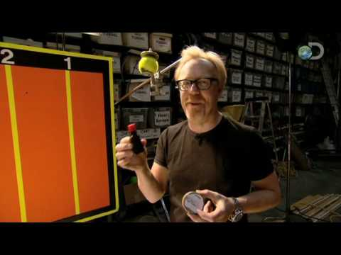 MythBusters - Art of the Sneeze | Flu Fiction