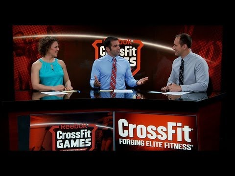 2013 Crossfit Games Open Update