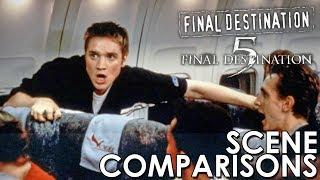 Nonton Final Destination  2000  And Final Destination 5  2011    Scene Comparisons Film Subtitle Indonesia Streaming Movie Download