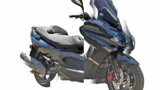 4. Kymco Xciting 500Ri Specs, Info [cherirada]