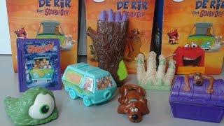 Coleção Scooby doo mc lanche feliz abril 2014 ( trocando as  baterias )