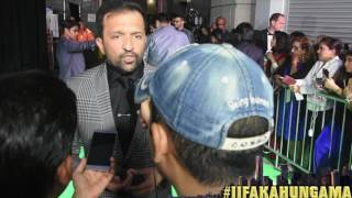At the green carpet of IIFA New York, Bollywood Hungama spoke to film producer Atul Kasbekar and he had lot of positive things to say about Shabana Azmi and film ' Neerja'. Must Watch!Report: Faridoon ShahryarVideo Courtesy: Farrukh JilaniWatch more Exclusive Celebrity Interviews right here http://www.bollywoodhungama.com/Like BollywoodHungama on Facebook:https://www.facebook.com/bollywoodhungamacomFollow BollywoodHungama on Twitter:https://twitter.com/BollyhungamaCircle BollywoodHungama on G+:http://bit.ly/1uV6Qba