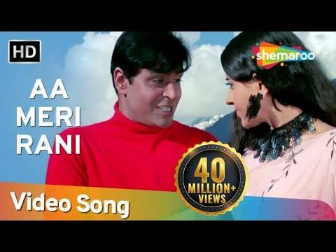 Aa Meri Rani Leja Chhalla Nishani (HD)   Anjaana Song   Rajendra Kumar   Babita   Old Bollywood Song