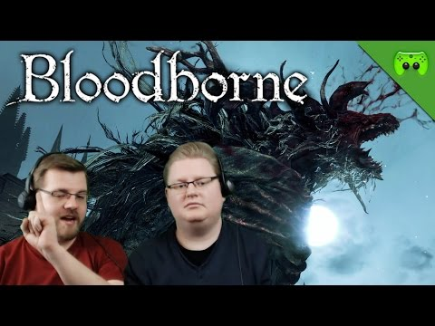 BLOODBORNE # 8  - Erkenntnisse «» Let's Play Bloodborne Together | HD Gameplay