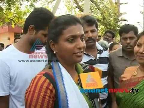 Video India Election 2014: Actress Roja on Election Campaign download in MP3, 3GP, MP4, WEBM, AVI, FLV January 2017