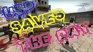 CS:GO Usp Easy 3 Kills
