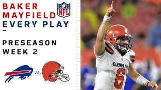 Every Baker Mayfield Play vs. Bills by NFL