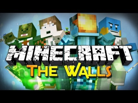 walls - Watch Jason, Husky, Mitch, and Jerome go Head to Head in the Walls 2 Minigame! Who will win?! Shirts:http://www.mc-universe.spreadshirt.com Website:http://ww...