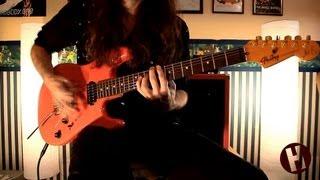 Выпуск №033 - Warmoth Alder Stratocaster. DI Active vs. Passive.
