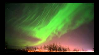 Fort Saint John (BC) Canada  City new picture : Northern lights over Fort St John, BC