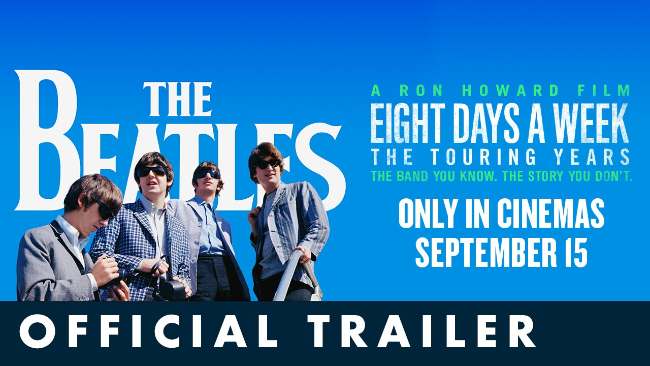 The Beatles: Eight Day a Week - The Touring Years