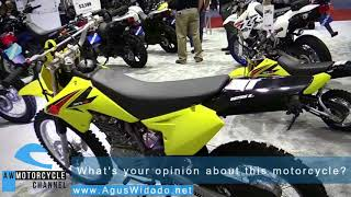 10. Suzuki DR Z 125L Give Motorcycles Review for 2018 & 2019 2020 2021 Better