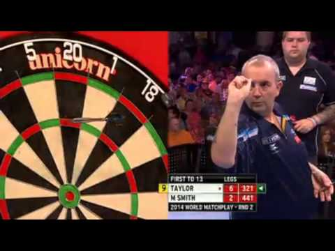 taylor - PDC World Matchplay 2014 - Second Round -