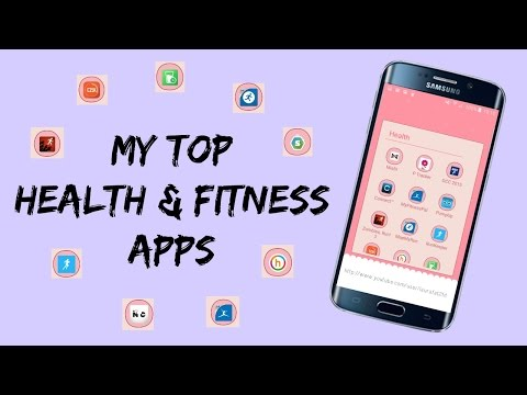 My Top Health & Fitness Apps
