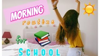 Video MORNING ROUTINE : Pour les cours ! 📚☀️ MP3, 3GP, MP4, WEBM, AVI, FLV September 2017