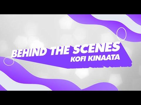 """""""Kofi Kinaata – Behind The Scenes"""" Yɛ Shishinumɔ"""