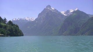 Brunnen Switzerland  city photo : Lake Lucerne - Brunnen - Switzerland