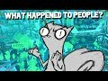 What Happened To People? : Foamy The Squirrel