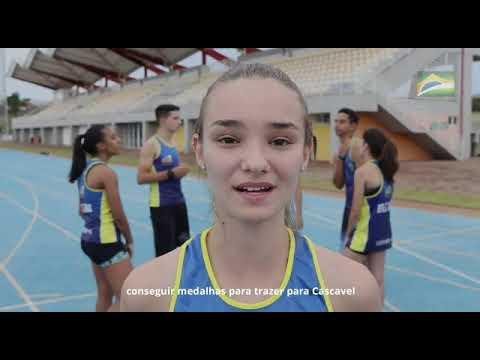 Centro Nacional de Treinamento de Atletismo - Cascavel-PR