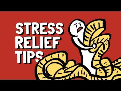 stress - Wellcasters relax! Too much stress in your life causes headaches, high blood pressure, tummy aches, memory loss and all other kinds of nasty stuff. But, how ...